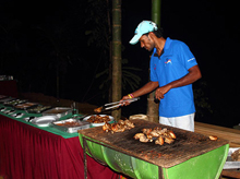 kithulgala_dinner
